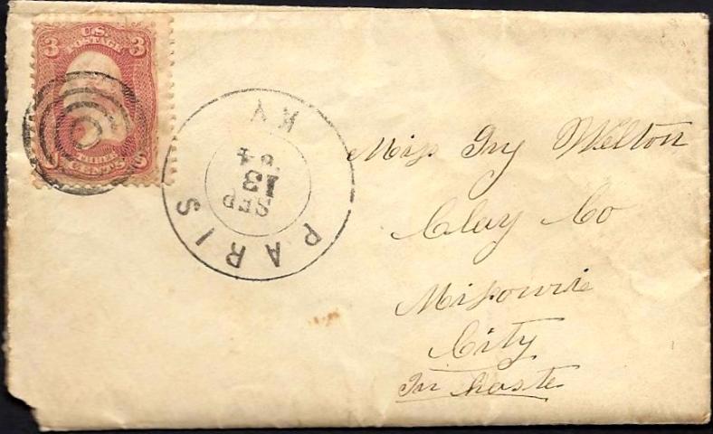 1864 Letter