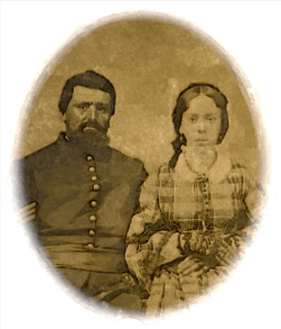 How William & Jane might have looked