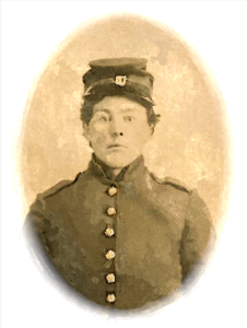 Unidentified Soldier of 7th Vermont