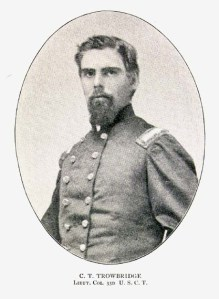 Frank's brother, Charles T. Trowbridge